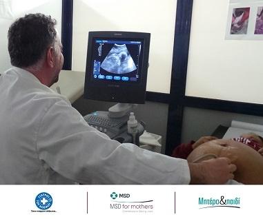 """Mother & Child"" program for the healthcare of pregnant women and infants. Α 2-year intervention by the Doctors of the World Greece  chapter (DoW), that was implemented in the context of the global action MSD for Mothers."