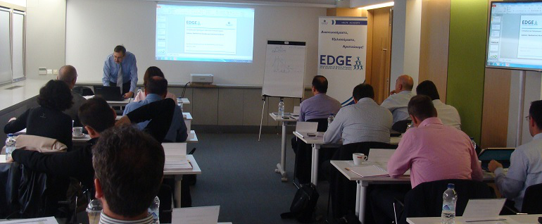Training Program for the Development of Group Executives (EDGE - Education and Development for Growth and Excellence)