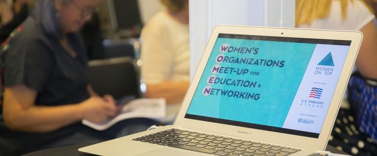 Women's Organizations Meet-up for Education and Networking (WOMEN)